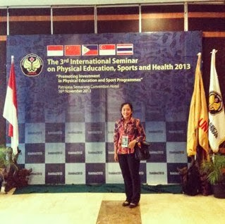 The 3rd International Seminar On PE, Sport, And Health 2013