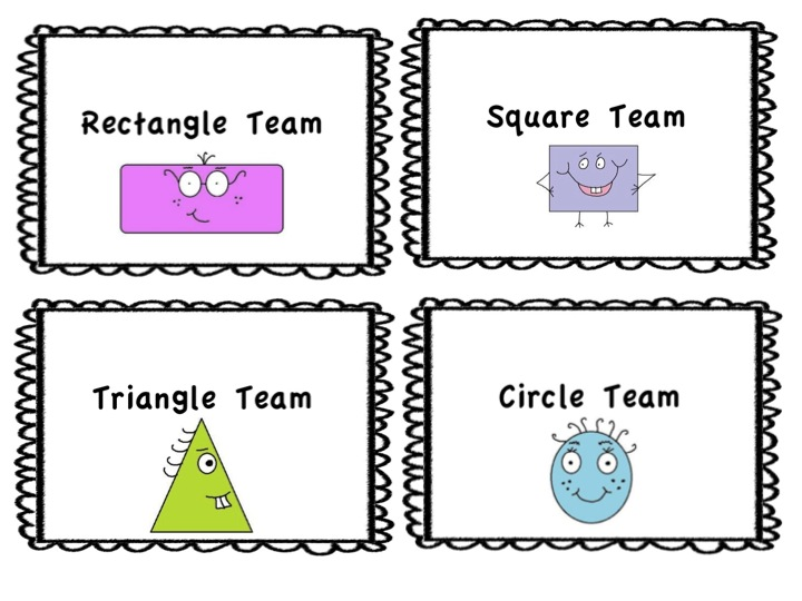 Shape Groups
