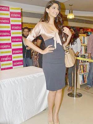 Sonam Kapoor Femina