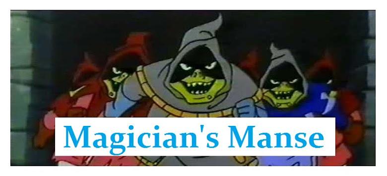 Magician's Manse