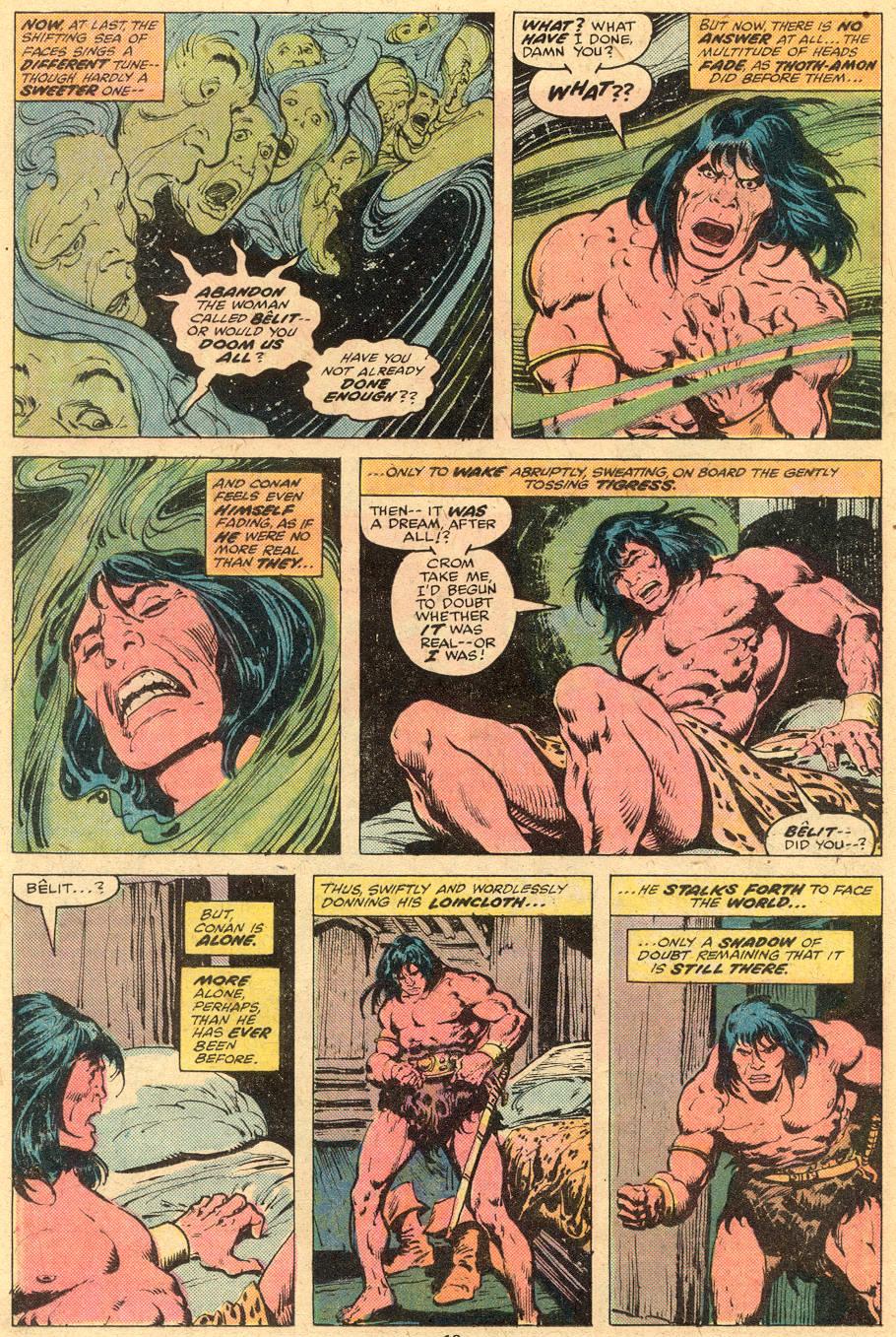 Conan the Barbarian (1970) Issue #74 #86 - English 6
