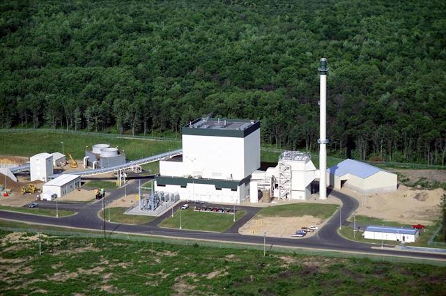 Nhà máy điện sinh khối tại Nhật Bản