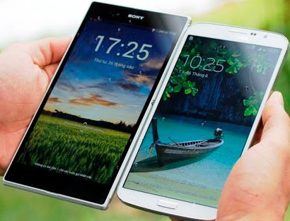 Xperia Z Ultra in Vietnam Progress to Two Phones