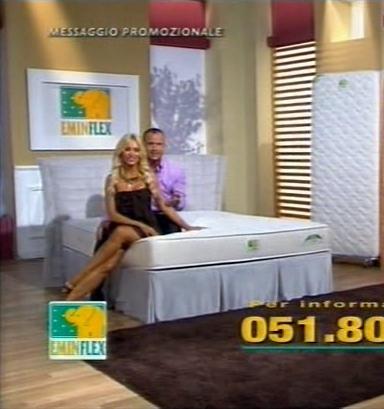 Belle delle televendite gisella donadoni for Patrizia rossetti eminflex