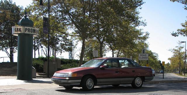 マーキュリー・セーブル 初代-2代目 | Mercury Sable (1986-95)