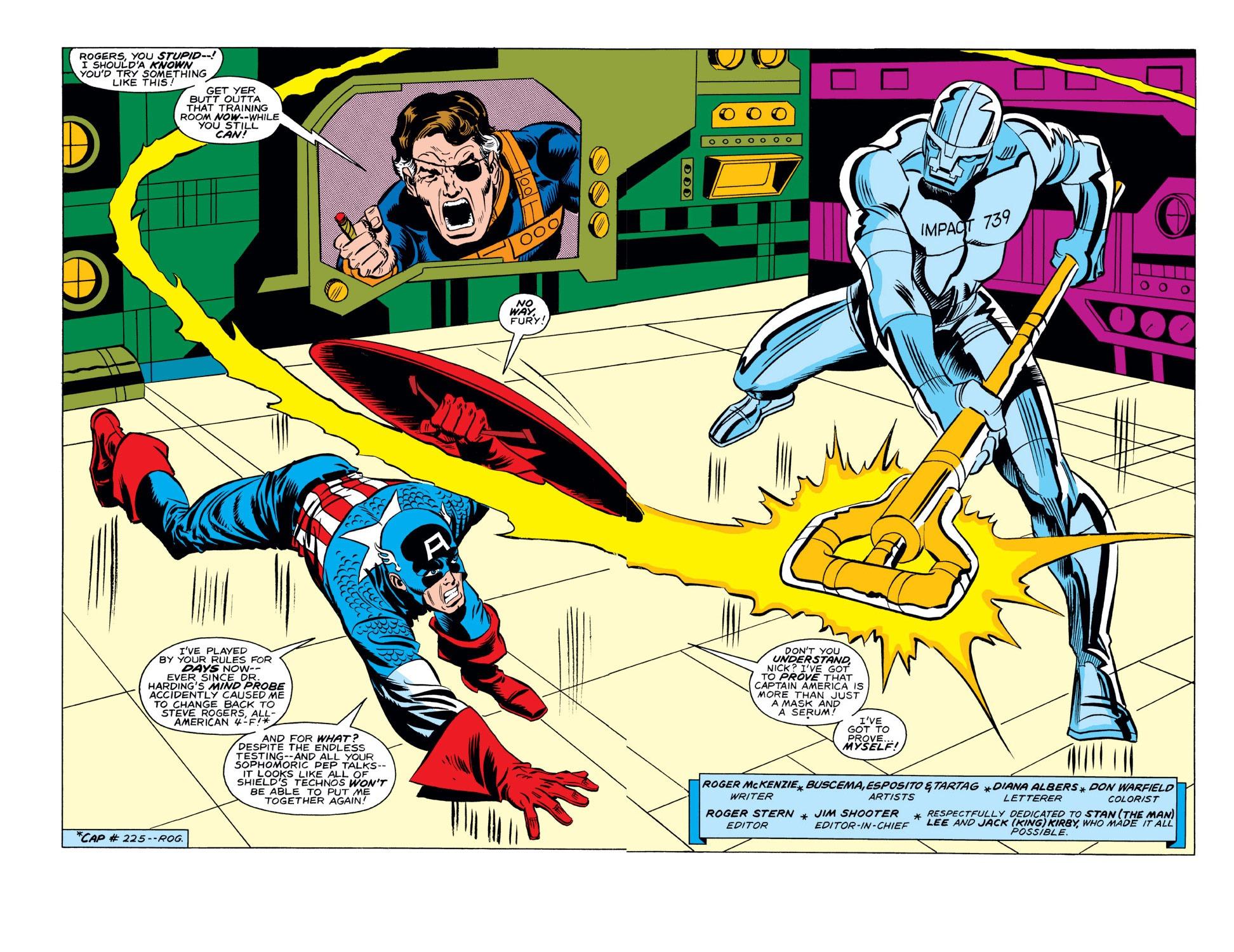 Captain America (1968) Issue #226 #140 - English 3