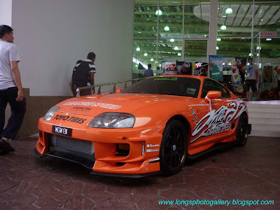 supra Charge Speed bodykit