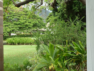 Gardens at the Bailey House Museum Maui