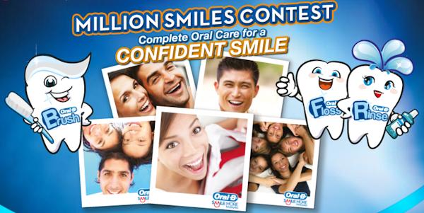 Oral-B 'Million Smiles' Facebook Contest
