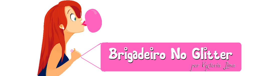 Brigadeiro No Glitter