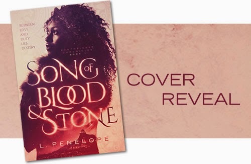 Cover Reveal: Song of Blood and Stone by L. Penelope