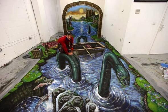 3D на грани фантастики