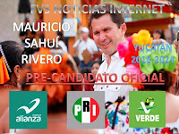 FACEBOOK DE MAURICIO SAHUI RIVERO