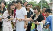 Gambar Kes bunuh 4 sekeluarga,Sibu Sarawak