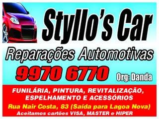 STYLLOS CAR