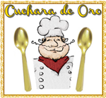 Cuchara de oro para Pimientos rellenos de carne del cocido