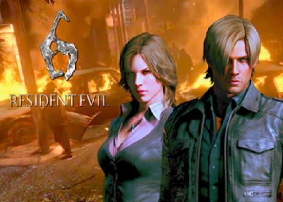 Resident Evil 6 Resident%2BEvil%2B6