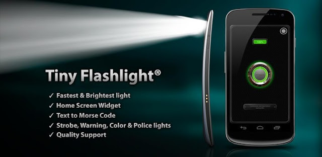 Android Tiny Flashlight