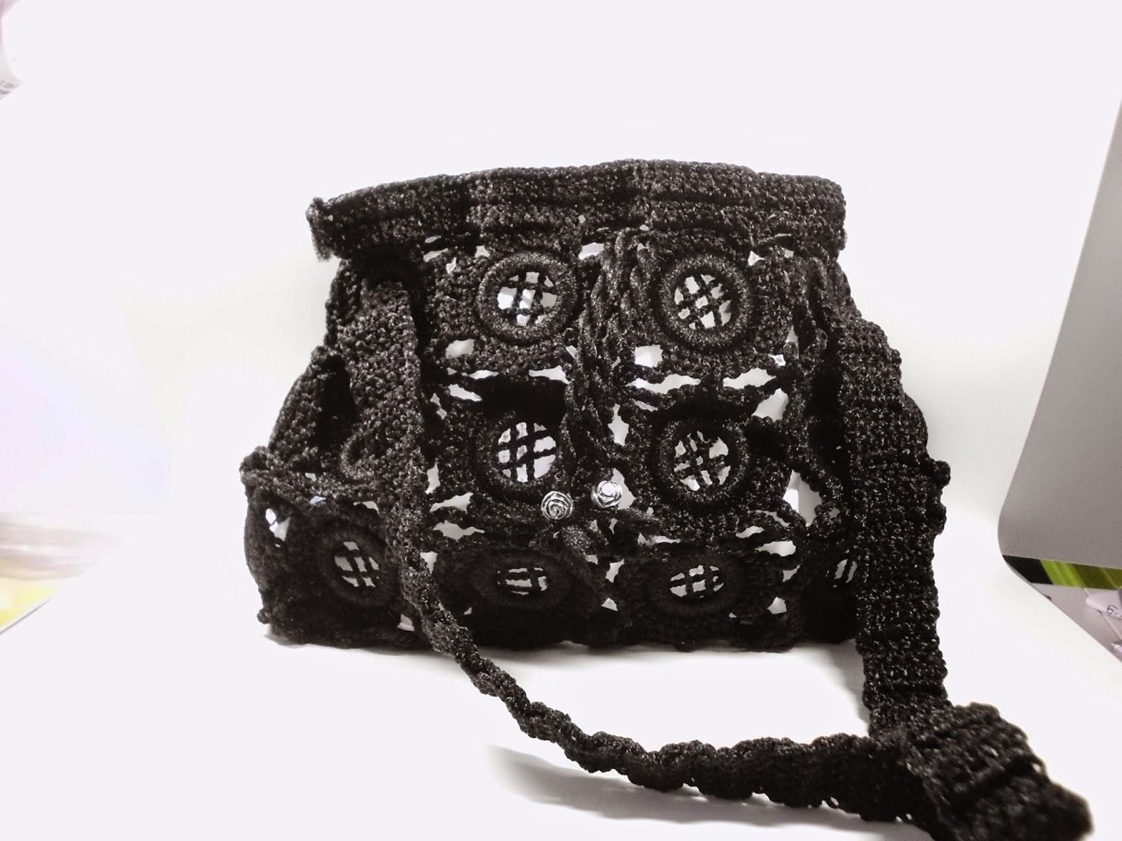 Häkelkleider selbst gemacht: Häkeltaschen und mehr