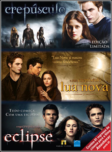 Download Trilogia Crepúsculo Dublado