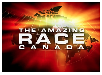 in The Amazing Race because the franchise is now coming to Canada