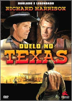 Download - Duelo No Texas DVDRip - Dublado