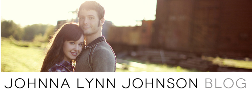 Johnna Lynn Johnson Blog