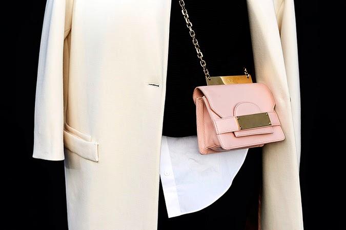 Inspiración rosa bolso N21