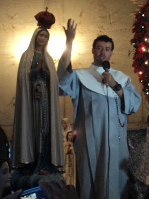 MARCOS TADEU TEIXEIRA VIDENTE DOS SAGRADOS CORAÇÕES NAS APARIÇÕES DE JACAREÍ-SP-BRASIL