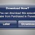 iTunes Store adiciona opção para baixar depois músicas e vídeos adquiridos