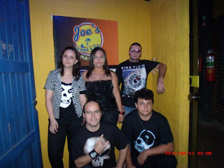 Entrevista com a banda Vertentes do Rock aqui na Central do Rock