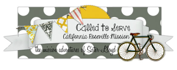 Called To Serve: California Roseville Mission