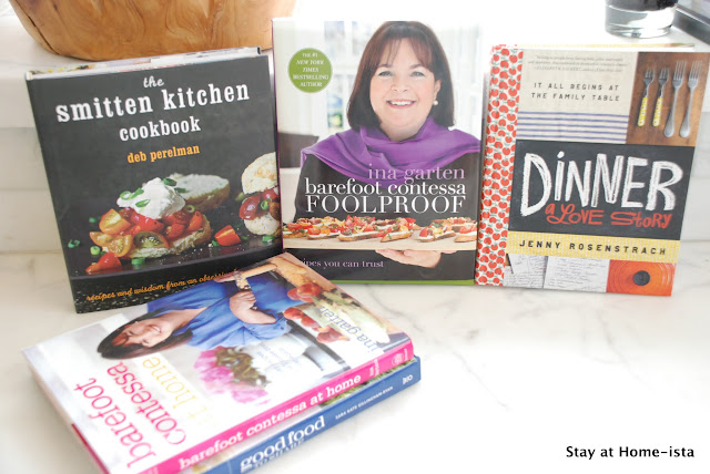 favorite cookbooks for a stay at home mom