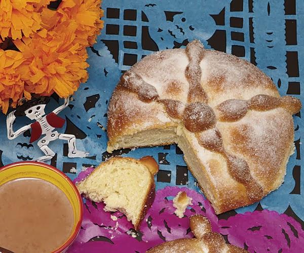 Dia De Los Muertos Day Of The Dead party menu