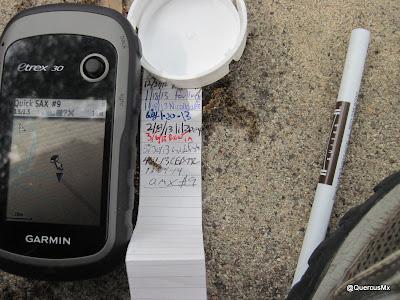 GPS Garmin etrex 30 para práctica el geocaching