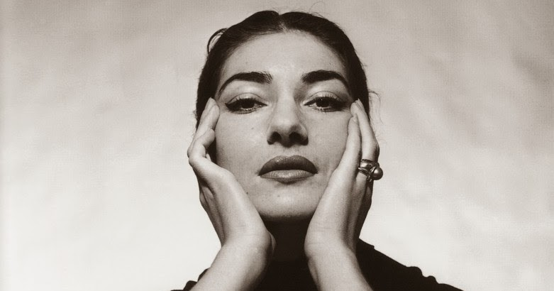 Maria callas something remarkable - Callas casta diva ...