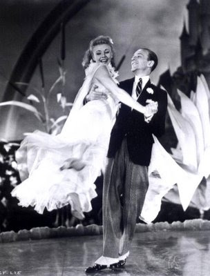 Astaire and Roger's magic, still continues today for many classic movie fans ...