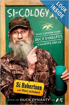 Si Robertson Military Career