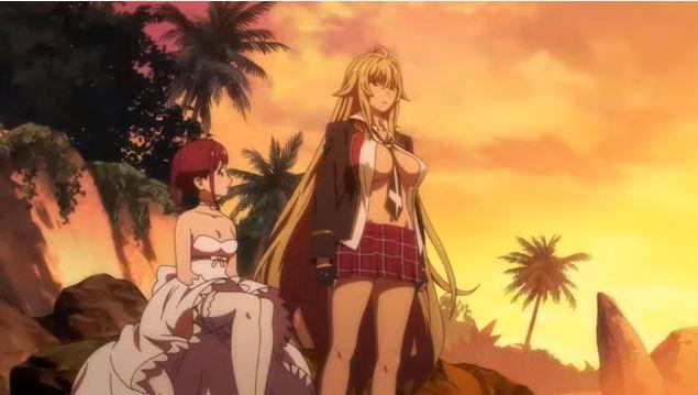Video Promosi Kedua Untuk Anime 'Valkyrie Drive -Mermaid-' Telah Diungkap