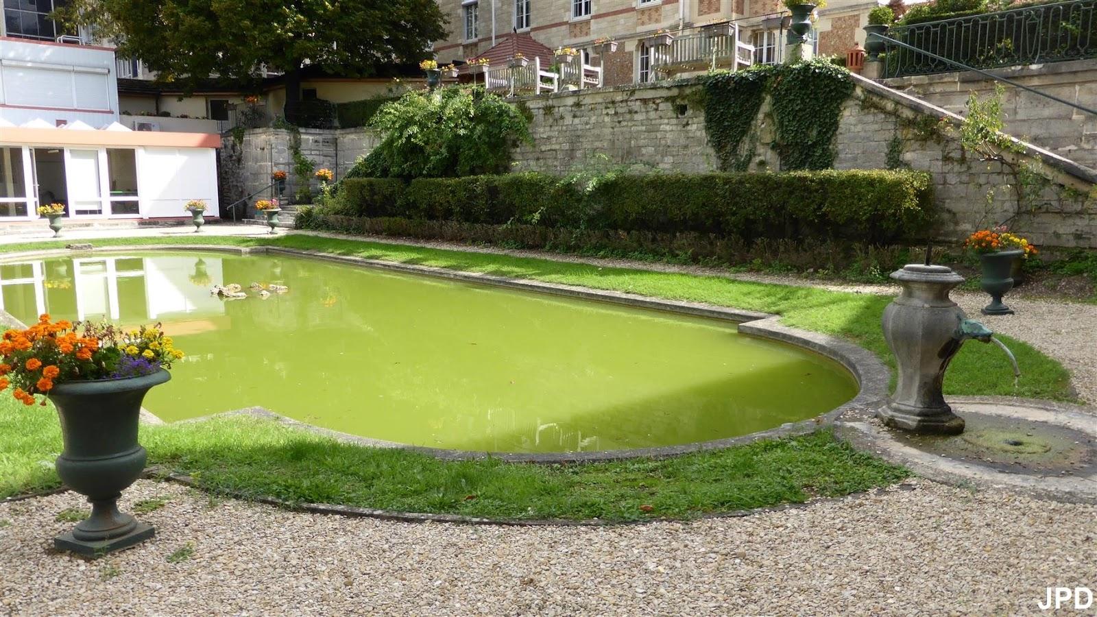 Paris bise art maison suisse de retraite issy les - Jardin botanique issy les moulineaux ...