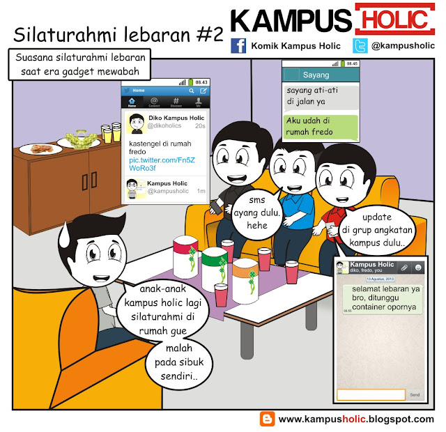 #233 Silaturahmi lebaran Part 2