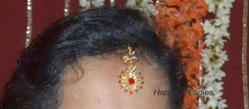 Kundan Maang Tikka: Indian Jewellery