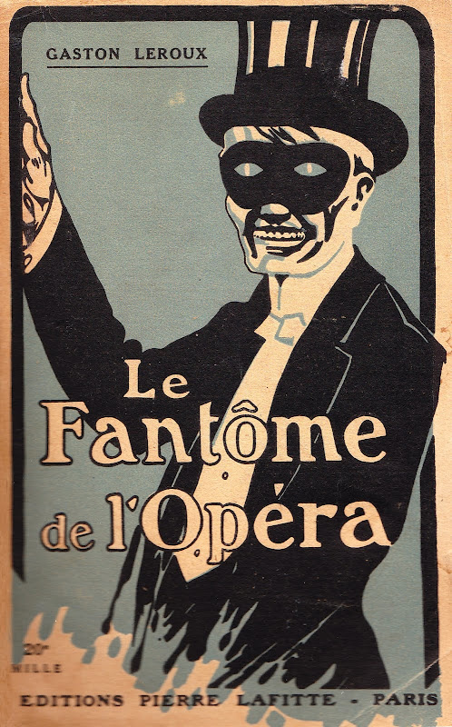 review of the book phantom of the opera