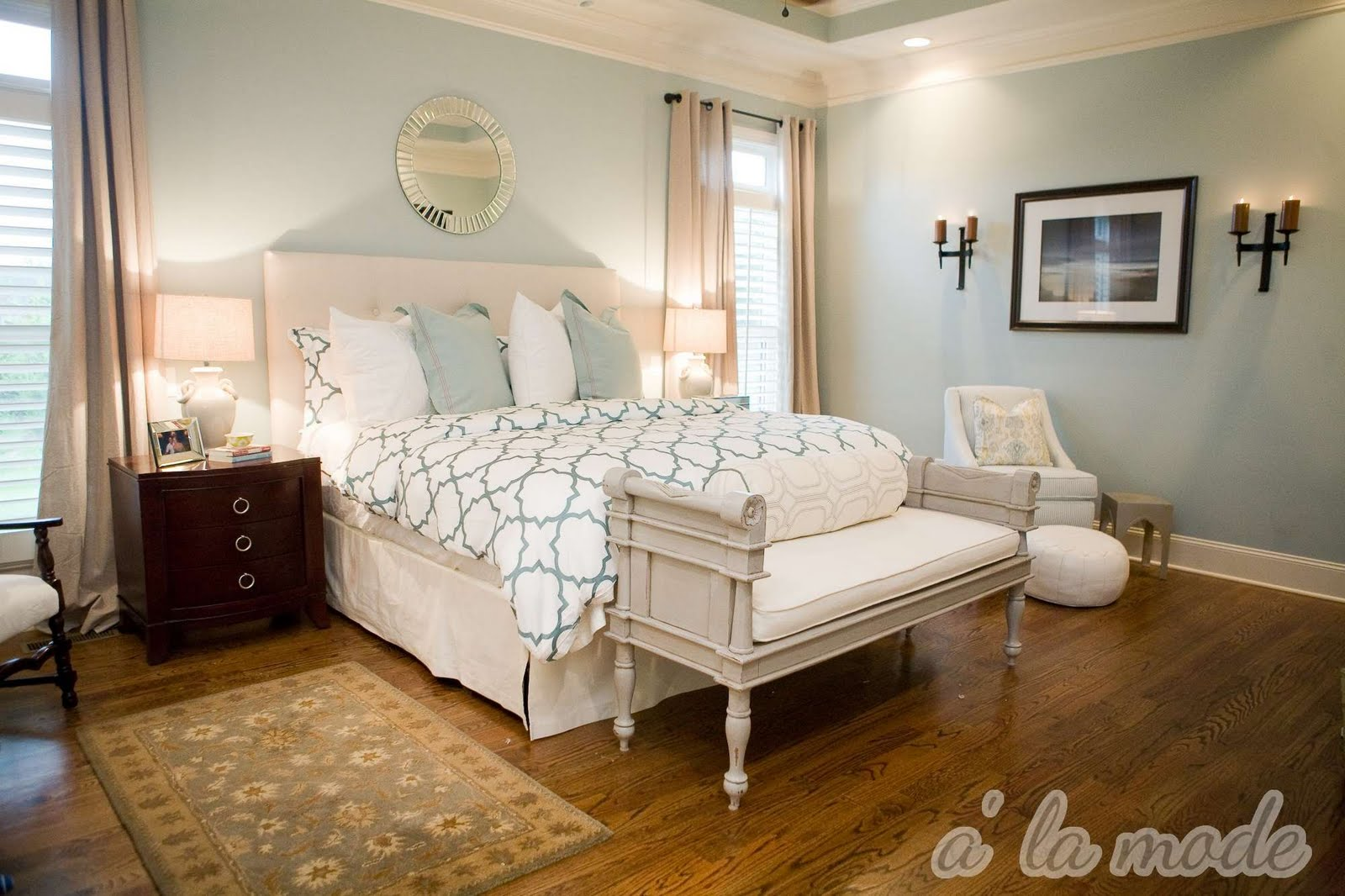living pretty master bedroom inspiration