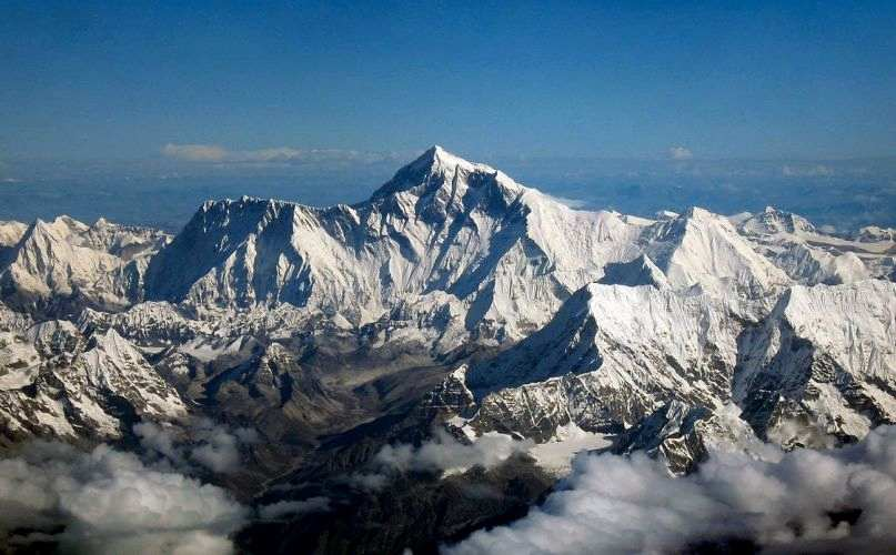 Gunung Yang Paling Tinggi Di Bumi