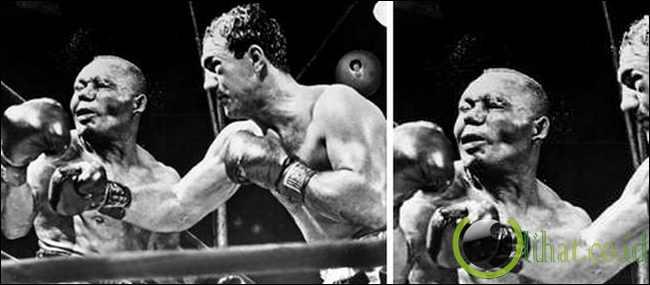 Rocky Marciano vs. Jersey Joe Walcott (Pertemuan Pertama)