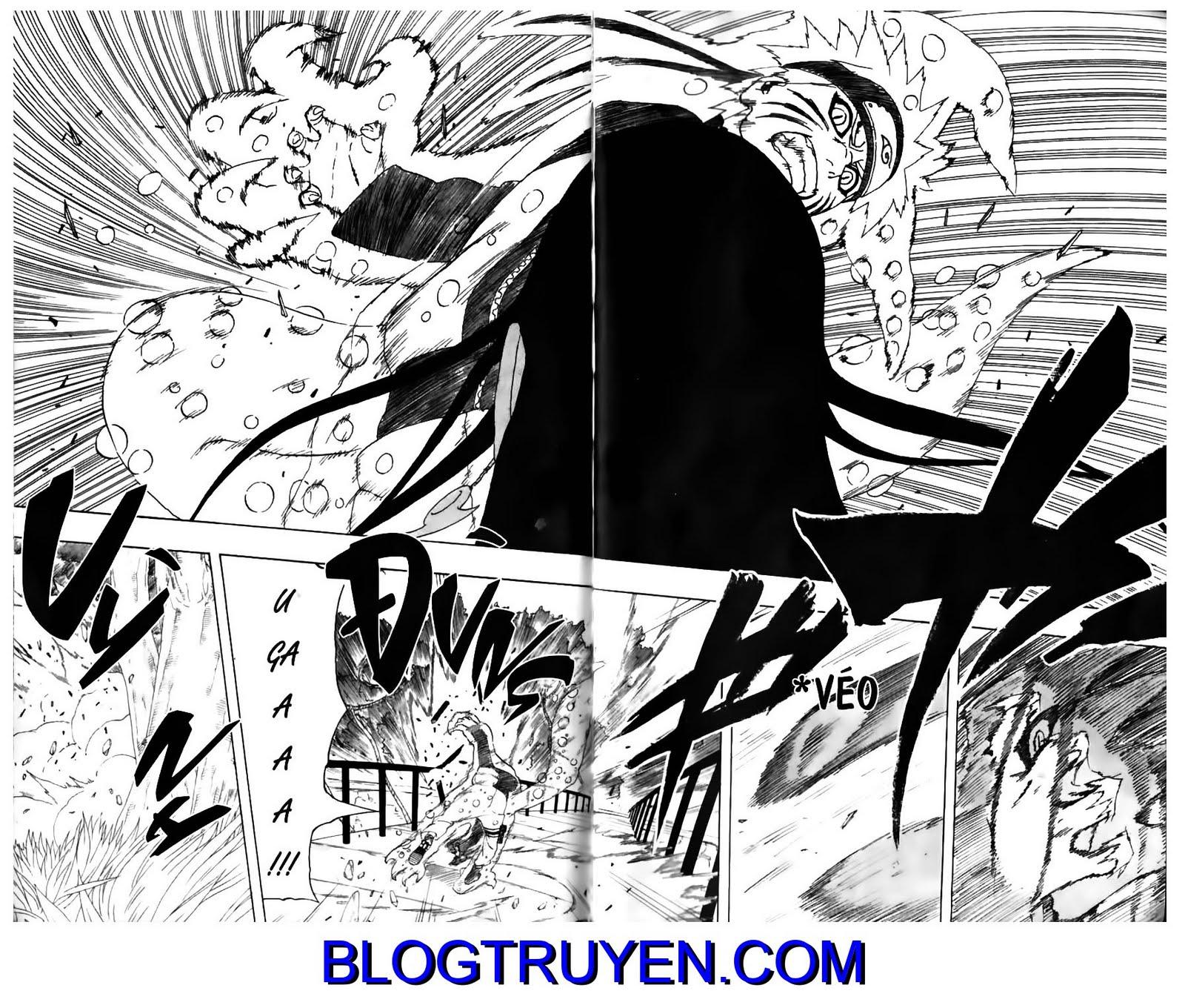 Naruto chap 291 Trang 5 - Mangak.info