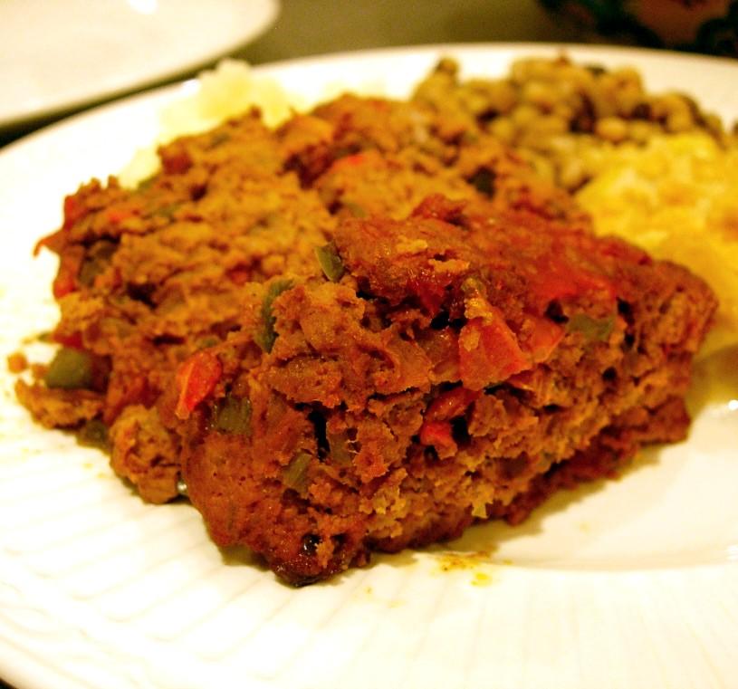 Cajun Style Meatloaf Recipe — Dishmaps