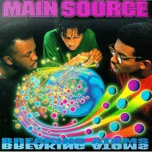 Raised On Canadian Radio: Artist: Main Source, Album: Breaking Atoms ...