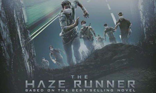 New movie in S'pore? Check out The Haze Runner